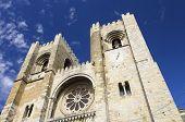 Catedral de Santa Maria Maior de Lisboa, Portugal