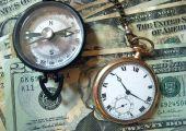 Compass Cash Pocketwatch