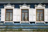 casa de estilo tradicional en las proximidades del lago Baikal, listvyanka, Rusia
