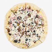 Pizza Cassoulet