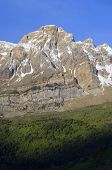 Telera Peak in Partacua Mountains, Tena Valley, Huesca, Aragon, Pyrenees, Spain