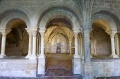 chapter house of the monastery of Veruela, Zaragoza, Aragon, Spain