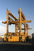 Container Crane Filtered