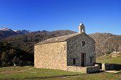Chapel At Sant' Antone, Corsica