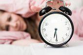alarm clock, wake up concept