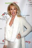 LOS ANGELES - 9 de JAN: Linda Thompson na festa