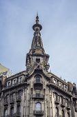 El Molino Building In Buenos Aires, Argentina.