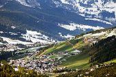 Val Village, Alta badia, Dolomites, South Tyrol, Italy
