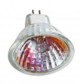 Multifaceted Reflector (mr) Halogen Lamp