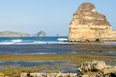 ������, ������: Deserted Coast Line Of Indonesia