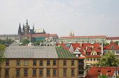 Saint Vitus Cathedral And Prague Castle