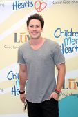 LOS ANGELES - JUN 14:  Michael Trevino at the Children Mending Hearts 6th Annual Fundraiser at Priva