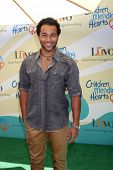 LOS ANGELES - JUN 14:  Corbin Bleu at the Children Mending Hearts 6th Annual Fundraiser at Private E