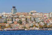 Istanbul Ortakoy district