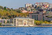 Katabas Education Foundation Sabanci Cultural Complex Istanbul