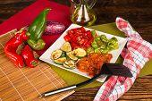 Braised Vegetables