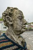 Dylan Thomas Monument, Laugharne