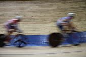 Bicycle Race Velodrome