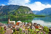Hallstatt  - pretty austrian village on lake
