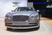 Bentley Flying Spur W12 On Display