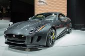 Jaguar F-type 2016 On Display