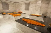 Turkish Bath In Luxury Health Spa