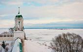 Winter in Rostov Veliky