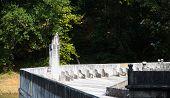 Old Barrage in Belgrad Forest Istanbul Turkey