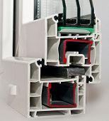 Pvc Profile System Foe Windows Manufacturing
