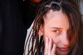 African Style - A Girl With Braids - Tanzania - Africa