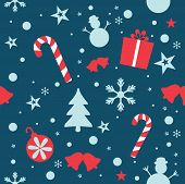 xmas pattern background  texture