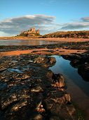 Castle, Northumbria Coast