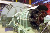 Power plant  generator