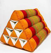 Triangle Thai Pillow
