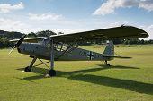 Vintage German Fieseler Storch Aircraft