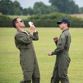 Aerobatic Pilots, Ground Walk Through