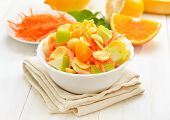 Fruit Salad With Cornflakes
