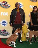 LOS ANGELES - NOV 22:  Randy Jackson at the FOX's