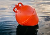 Orange Boat Buoy