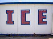 Ice In The Desert