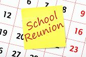 School Reunion Reminder