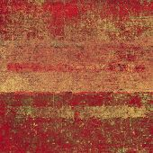 Old grunge antique texture. With different color patterns: orange; red; brown; yellow