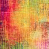 Grunge background or texture for your design. With different color patterns: green; purple (violet); orange; red; brown; yellow