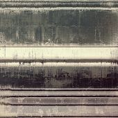 Old abstract texture with grunge stains. With different color patterns: white; black; gray