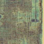 Old background with delicate abstract texture. With different color patterns: gray; blue; green; brown; yellow