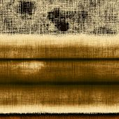 Antique vintage textured background. With different color patterns: black; gray; brown; yellow black; gray; brown; yellow