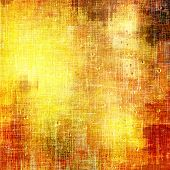 Old and weathered grunge texture. With different color patterns: orange; red; brown; yellow