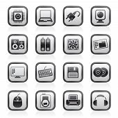 Computer Items and Accessories icons