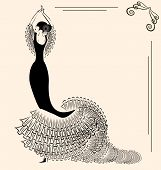 image of flamenco