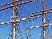 The Elisa mast